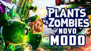 NOVO MODO FRENETICO, JOGUEI O FINO - Plants vs. Zombies: Battle for Neighborville
