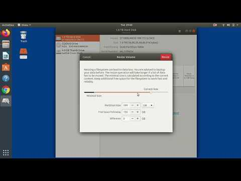 Manual Partitioning of HardDisk in Ubuntu Desktop 18.04 LTS in VirtualBox 5.2 for Beginners from YouTube · Duration:  16 minutes 25 seconds