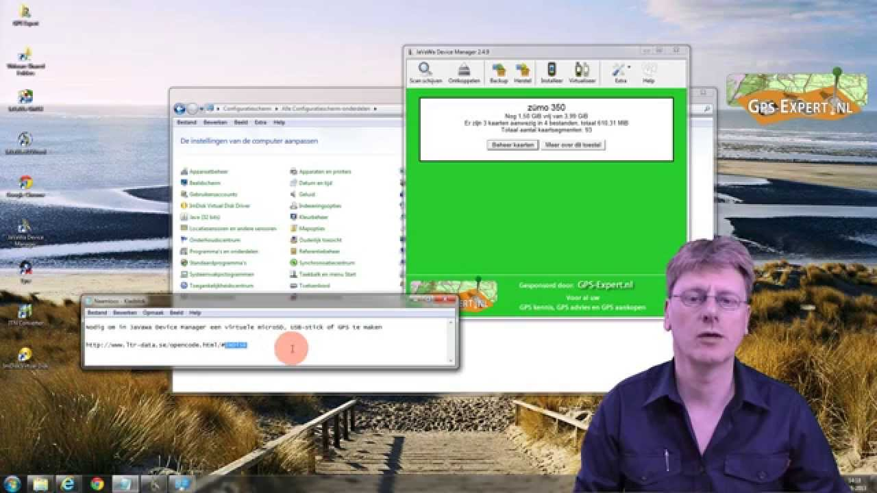 JDM 01 - IMdisk installatie Windows - Dutch