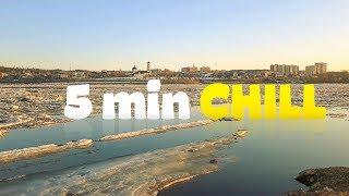 Просто Вятка просто ледоход 5 минут  5minchill
