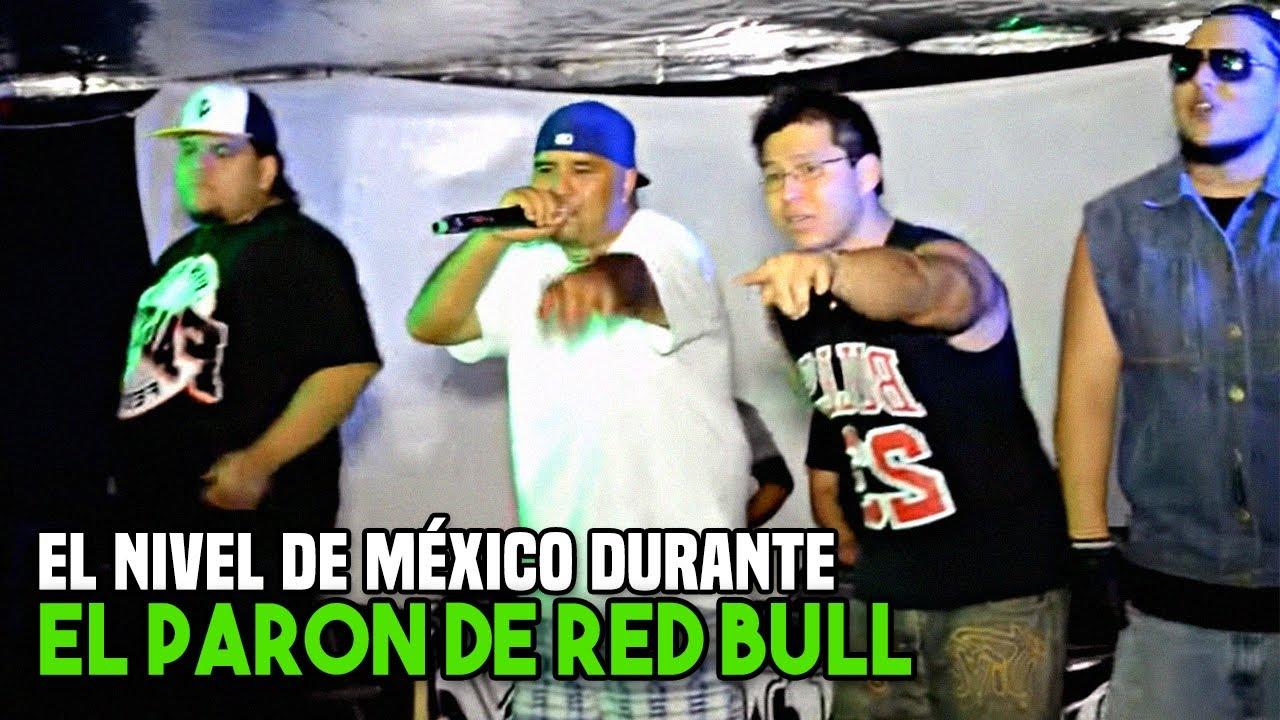 EL NIVEL DE MÉXICO durante el PARÓN de Red Bull