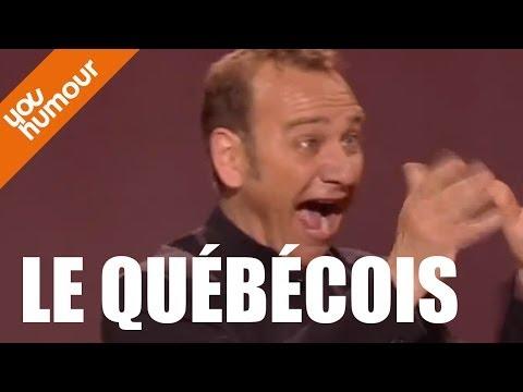 Manu KROUPIT, Le québéquois