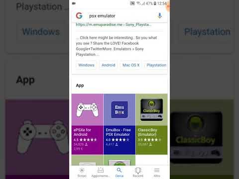 Come Scaricare Giochi Per La Psx O Ps2 Su Android..
