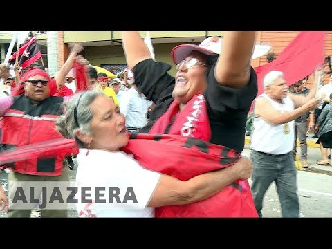 Honduras president accused of election fraud