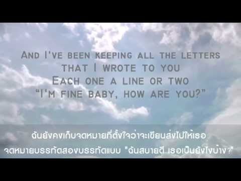 Home - Michael Buble (Lyrics) แปลไทย