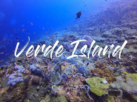 First Time: GoPro Hero 6 at Verde Island Passage