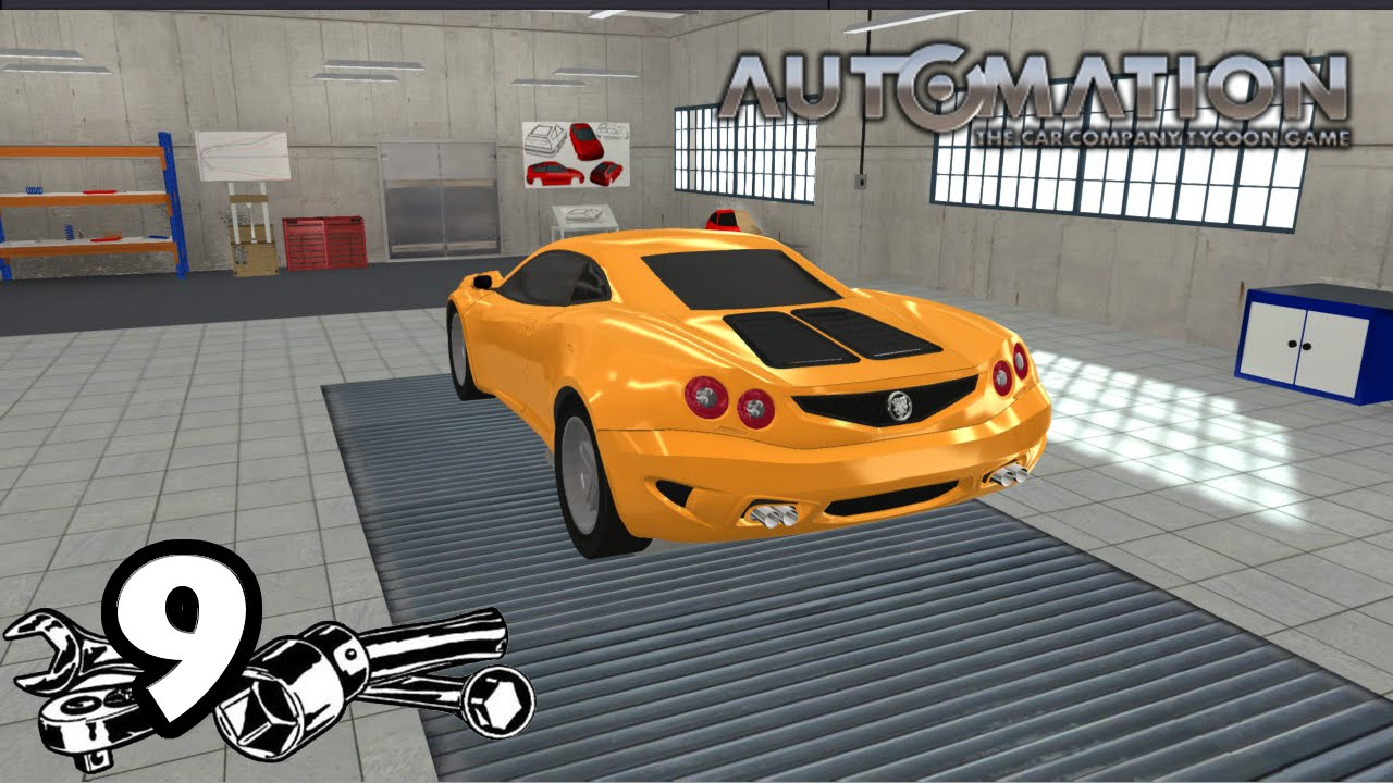 Automation Car Company Tycoon >> Automation : The Car Company Tycoon Game #9 - en español - YouTube