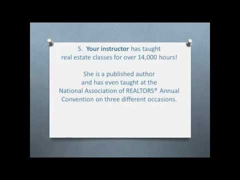 Kentucky Real Estate School - Kentucky Real Estate Classes