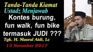 Download Video USTADZ MENJAWAB #1 ( DARI KONTES BURUNG SAMPAI FUN WALK TERMASUK JUDI ? ) MP3 3GP MP4