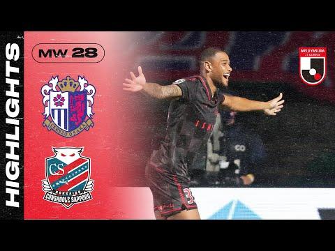 C-Osaka Sapporo Goals And Highlights