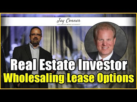 Joe McCall Real Estate Wholesaling Lease Options Secrets Revealed