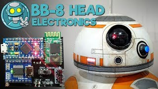 Star Wars 3D Printed BB-8 | Head Electronics Upgrade!