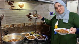 جوزي حكم عليا اشوف طلبات العيله كلها الصغير قبل الكبير لحد الفجر في المطبخ
