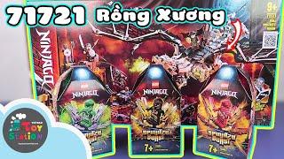 LEGO Ninjago đột phá với ý tưởng chơi boardgame hoành tráng chưa từng thấy ToyStation 519