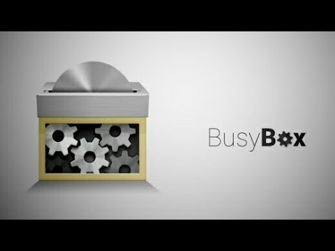 BusyBox Nasıl Kurulur?