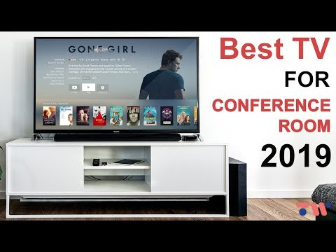 Best TVs for Conference Room in 2019