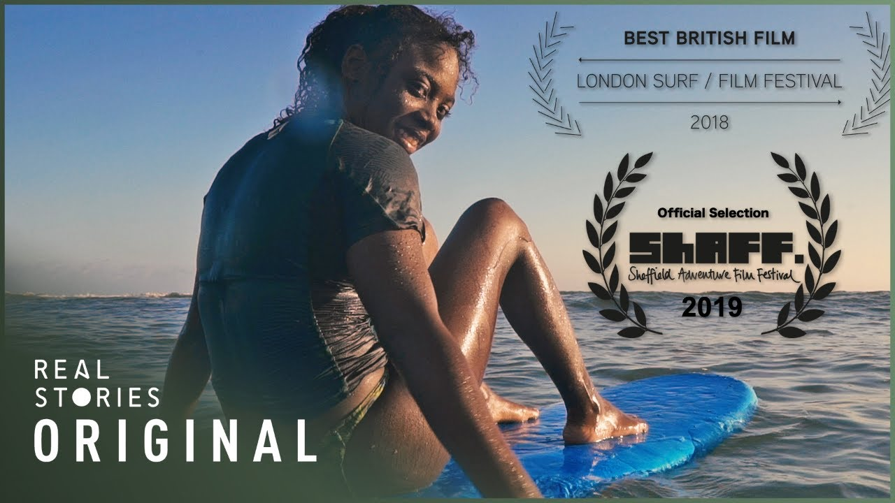 "Real Stories Original: ""Surf Girls Jamaica"" (Extraordinary People Documentary)"