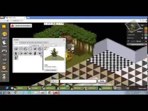 Casa moderna no habbo habb biz comstru o relampago youtube for Casa moderna en habbo fantasy