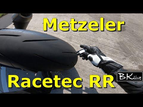Metzeler Racetec RR - BMW S1000RR (Motorradreifen)