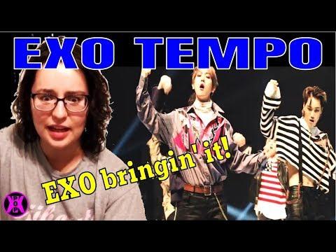EXO (엑소) 'Tempo' MV Reaction