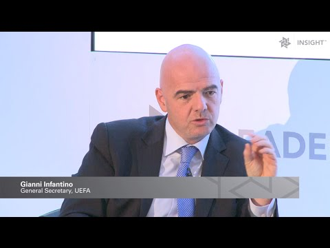 Gianni Infantino, UEFA: The Nations League - Lessons from domestic football