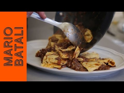 Holiday Ravioli by Mario Batali's Grandma