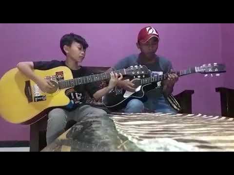 Pikir keri cover gitar Dennis ft. Rikky Anumu
