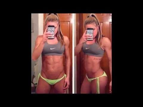 Woman And Man Abs Come Out  Hard Work In Gym..... the Best bodies