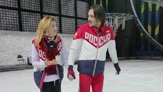 Ледниковый период  Юлианна Караулова иМаксим Траньков  Профайл  (12 11 2016)