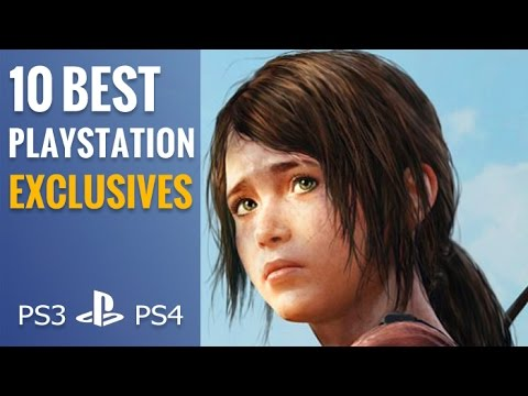 Top 10 Best PlayStation Exclusives