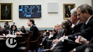 Hearing on Russian Interference in the Election