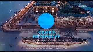 Смотреть видео Рестарт эфира и начало новостей (Санкт-Петербург, 28.02.2019 г.) онлайн