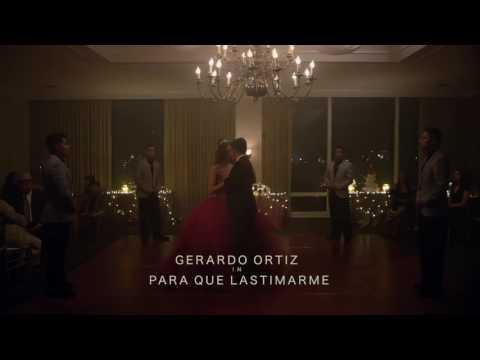 Gerardo Ortiz - Para Que Lastimarme | 2017 ( Video Oficial )