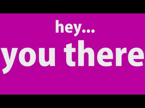 hey you there.indd
