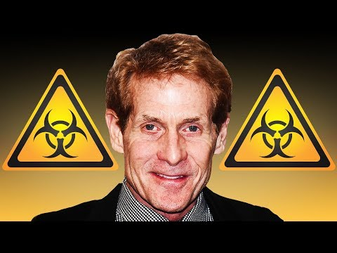 Is Skip Bayless Toxic To Sports Media?
