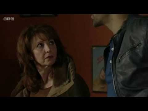 Eastenders - Stacey & Martin VS Carmel & Kush - You Want To See Mental?