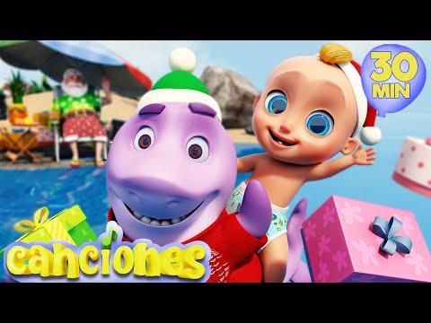 LooLoo – Santa Tiburn (Santa Shark) Canciones Infantiles De Navidad | LooLoo – Cantece pentru copii in limba spaniola