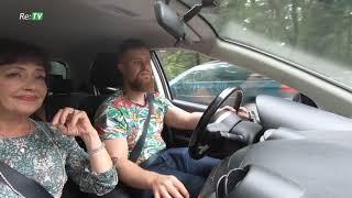 Raidījums Autoplacis izbrauc ar Regīnu Devīti