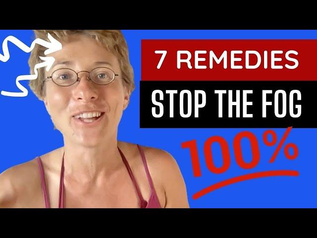 Brain Fog  - 7 Best Remedies to Cure Brain Fog