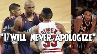 How Pippen Disrespected Charles Barkley and ...