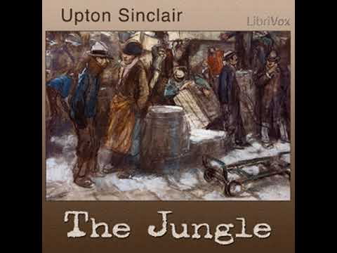 The Jungle by Upton SINCLAIR read by Tom Weiss Part 1/3 | Full Audio Book