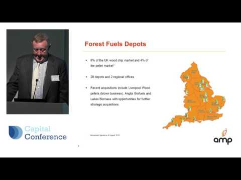 Neil Eckert presents the investment case for AMP at the Capital Conference
