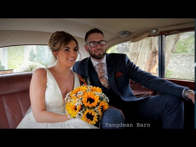 Pangdean Barn Wedding Film