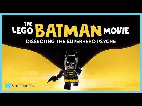 The Lego Batman Movie: Dissecting the Superhero Psyche