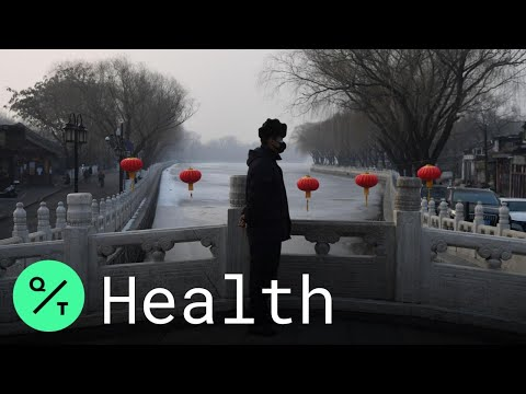 Beijing's Empty Streets During the Coronavirus Outbreak in China