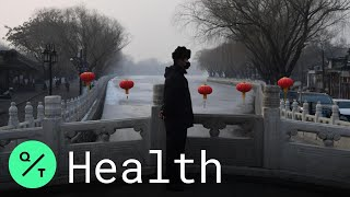 China Virus: Beijing's Empty Streets During the Coronavirus Outbreak
