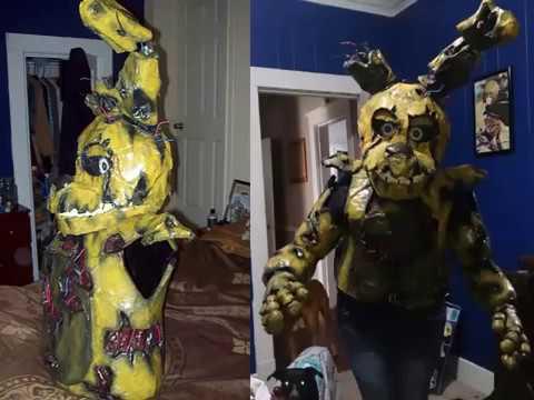 springtrap head suit update