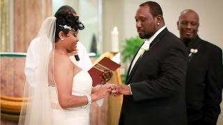 Renee & Ignatius Helaire Wedding