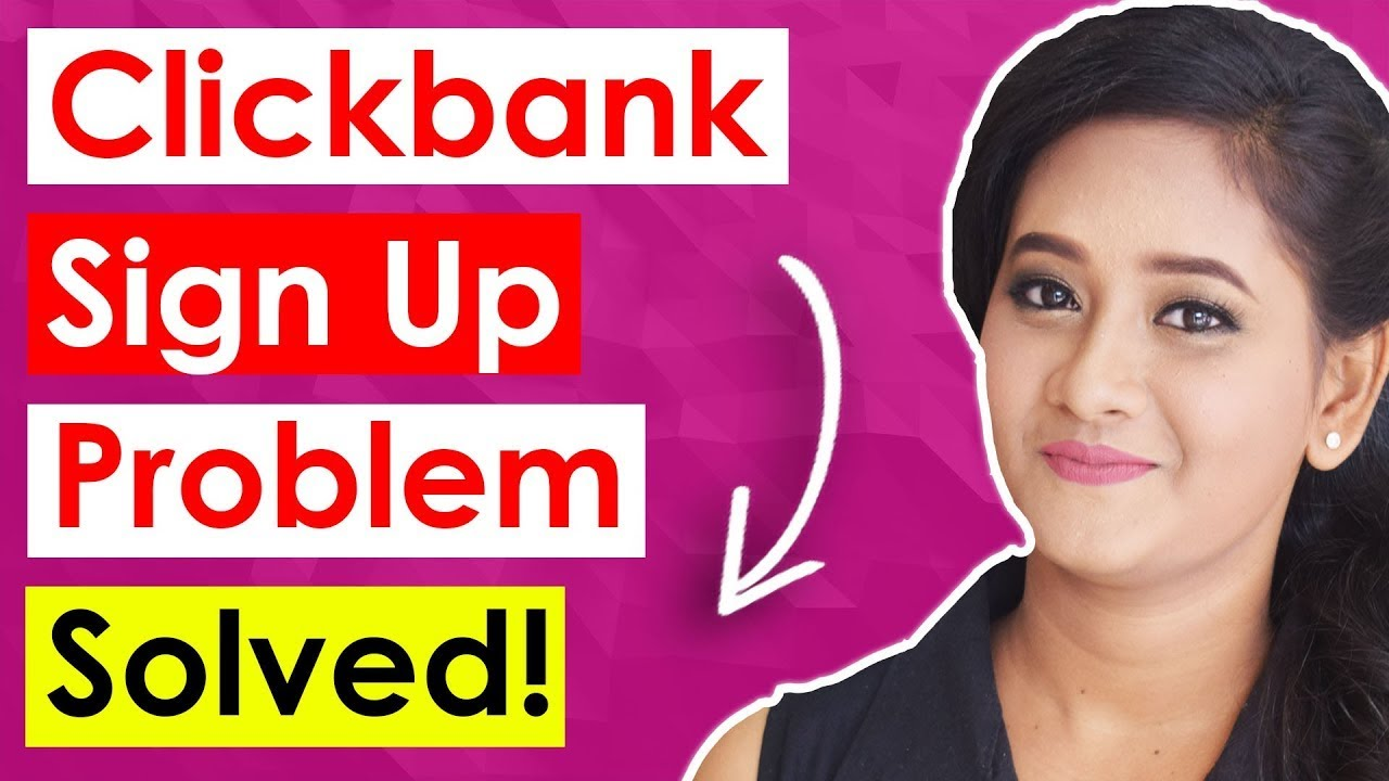 Clickbank Account Disabled / Suspended Problem Solved! – how to register a clickbank account in 5min