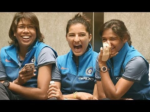 Inside Women Cricket Team Dressing Room Funny Moments
